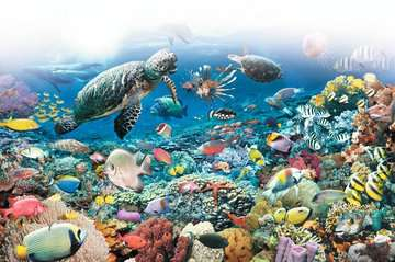 Beneath the Sea Jigsaw Puzzles;Adult Puzzles - image 4 - Ravensburger