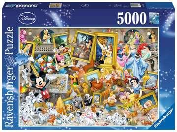 Micky als Künstler Puzzle;Erwachsenenpuzzle - Bild 1 - Ravensburger