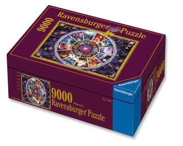 Astrology Jigsaw Puzzles;Adult Puzzles - image 1 - Ravensburger