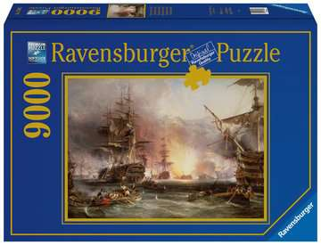 Bombardment of Algiers Jigsaw Puzzles;Adult Puzzles - image 1 - Ravensburger