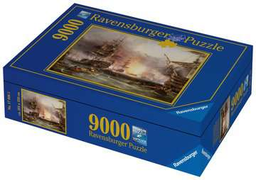 Bombardment of Algiers Jigsaw Puzzles;Adult Puzzles - image 2 - Ravensburger