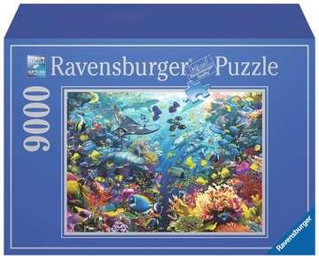 Underwater Paradise Jigsaw Puzzles;Adult Puzzles - image 1 - Ravensburger
