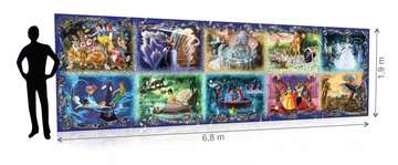 Puzzle 40000 p - Les inoubliables moments Disney Puzzle;Puzzles adultes - Image 6 - Ravensburger