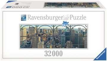 WIDOK NA MANHATTAN 32000EL. Puzzle;Puzzle dla dorosłych - Zdjęcie 1 - Ravensburger