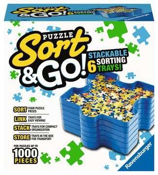 Puzzle Sort & Go!™ Jigsaw Puzzles;Puzzle Accessories - image 1 - Ravensburger