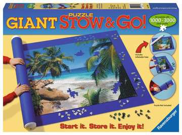 Giant Puzzle Stow & Go!™ Jigsaw Puzzles;Puzzle Accessories - image 1 - Ravensburger