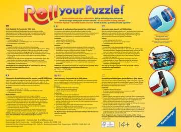Roll Your Puzzle Puslespil;Tilbehør til puslespil - Billede 2 - Ravensburger