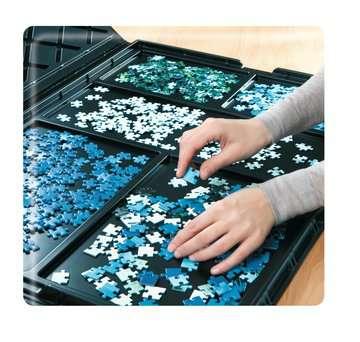 Puzzle storage (t/m 1.000 stukjes) Puzzels;Accessoires - image 6 - Ravensburger