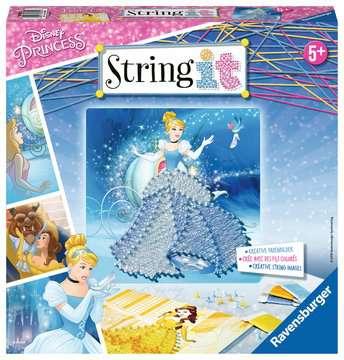 String it Midi: Lizenz WD Princess Malen und Basteln;Bastelsets - Bild 1 - Ravensburger