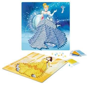 String it Midi: Lizenz WD Princess Malen und Basteln;Bastelsets - Bild 4 - Ravensburger