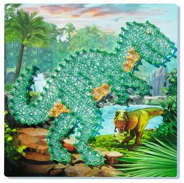 String it Midi: Dinosaurs Hobby;Creatief - image 3 - Ravensburger