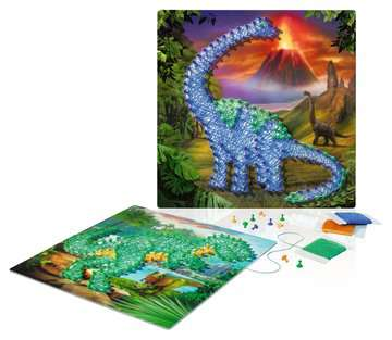 String it Midi: Dinosaurs Hobby;Creatief - image 4 - Ravensburger