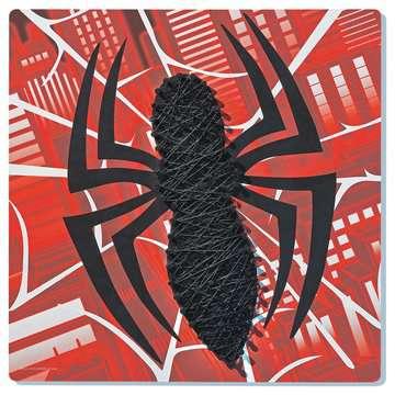 String it Midi: Lizenz Marvel - Spiderman Malen und Basteln;Bastelsets - Bild 3 - Ravensburger