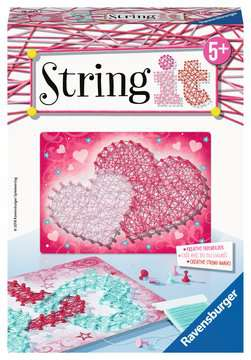 18033 Bastelsets String it Mini: Heart von Ravensburger 1