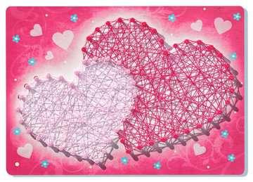 String It mini: Heart Loisirs créatifs;Création d objets - Image 2 - Ravensburger