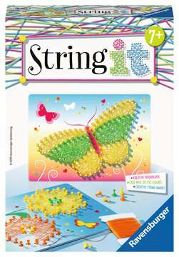 String it Mini: Butterflies Hobby;Creatief - image 1 - Ravensburger