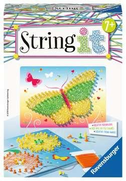 String it Mini: Butterflies Malen und Basteln;Bastelsets - Bild 1 - Ravensburger