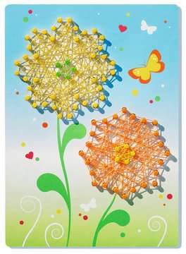 String it Mini: Butterflies Hobby;Creatief - image 3 - Ravensburger