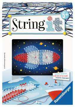 18035 Bastelsets String it Mini: Vehicles von Ravensburger 1