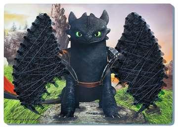 String it Mini: DreamWorks: Dragons Malen und Basteln;Bastelsets - Bild 3 - Ravensburger