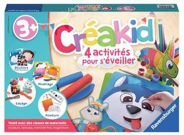 Créakid kit multi-activités Loisirs créatifs;Dessin - Image 1 - Ravensburger