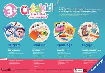 Créakid kit multi-activités Loisirs créatifs;Dessin - Image 2 - Ravensburger