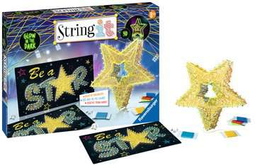 String it Maxi: Be a Star Hobby;Creatief - image 3 - Ravensburger