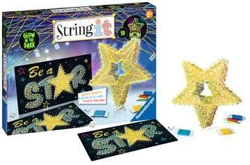 String It maxi: 3D Stars Loisirs créatifs;Création d objets - Image 3 - Ravensburger