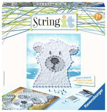 String it Midi: Cute Animals Hobby;Creatief - image 1 - Ravensburger