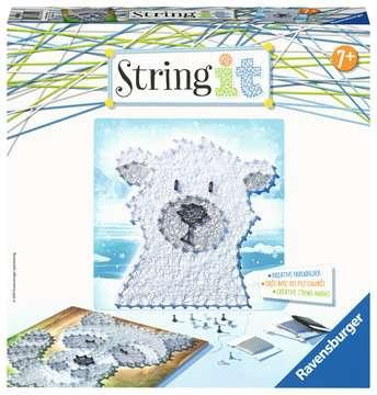 String it Midi: Cute Animals Loisirs créatifs;Activités créatives - Image 1 - Ravensburger