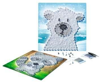 String it Midi: Cute Animals Loisirs créatifs;Activités créatives - Image 2 - Ravensburger