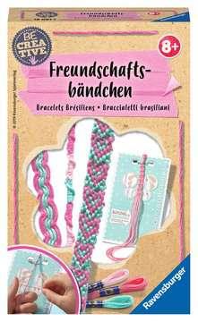 18061 Bastelsets Be Creative Freundschaftsbändchen von Ravensburger 1