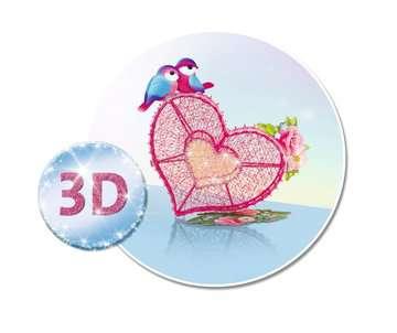 String it Maxi: 3D-Heart Malen und Basteln;Bastelsets - Bild 8 - Ravensburger