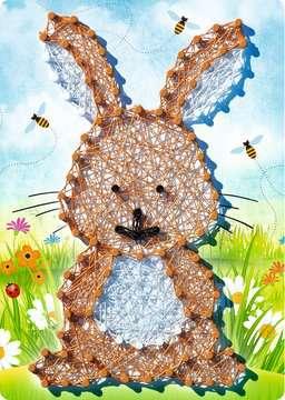 String it Mini: Rabbit Malen und Basteln;Bastelsets - Bild 2 - Ravensburger