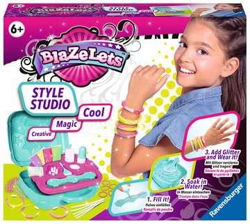 Blazelets Style Studio Loisirs créatifs;Création d objets - Image 1 - Ravensburger