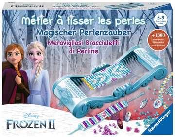 Métier à tisser Disney La Reine des Neiges 2 Loisirs créatifs;Création d objets - Image 1 - Ravensburger