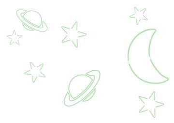 Light Doodle Moon & Stars Malen und Basteln;Malsets - Bild 33 - Ravensburger