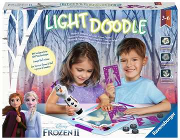 Lightdoodle Disney La Reine des Neiges 2 Loisirs créatifs;Dessin - Image 1 - Ravensburger