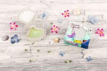 Treasure Pearls starter set: Beauty, bleu Loisirs créatifs;Création d objets - Image 3 - Ravensburger