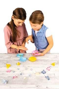 Treasure Pearls starter set: Beauty, bleu Loisirs créatifs;Création d objets - Image 6 - Ravensburger