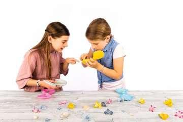 Treasure Pearls starter set: Beauty, bleu Loisirs créatifs;Création d objets - Image 7 - Ravensburger