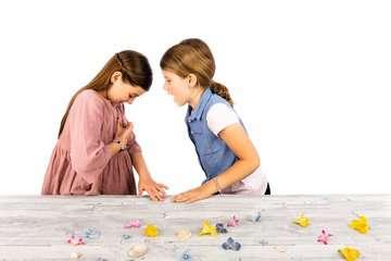 Treasure Pearls starter set: Beauty, bleu Loisirs créatifs;Création d objets - Image 9 - Ravensburger