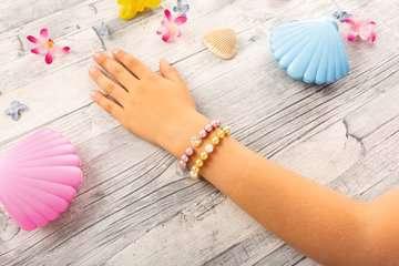 Treasure Pearls starter set: Beauty, bleu Loisirs créatifs;Création d objets - Image 11 - Ravensburger