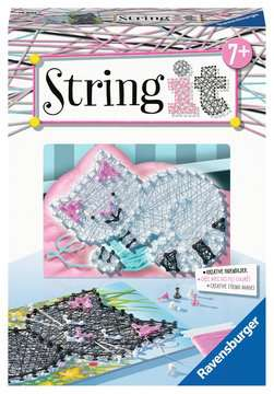 18091 Bastelsets String it Mini: Cats von Ravensburger 1