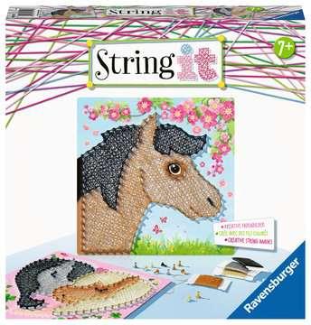 String it midi: Horses Loisirs créatifs;Création d objets - Image 1 - Ravensburger