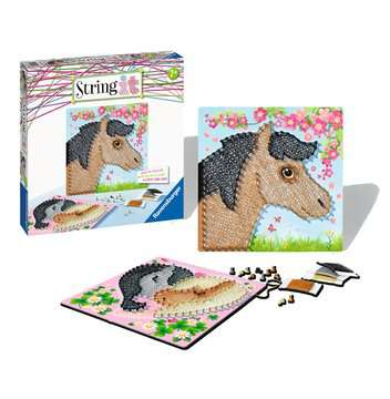 String it midi: Horses Loisirs créatifs;Création d objets - Image 3 - Ravensburger