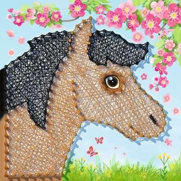 String it midi: Horses Loisirs créatifs;Création d objets - Image 4 - Ravensburger