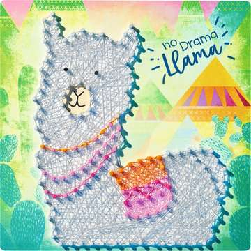 String it Midi: Lama & Flamingo Hobby;Creatief - image 5 - Ravensburger