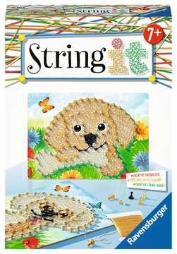 String it mini: Dog Loisirs créatifs;Création d objets - Image 1 - Ravensburger