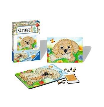 String it mini: Dog Loisirs créatifs;Création d objets - Image 3 - Ravensburger